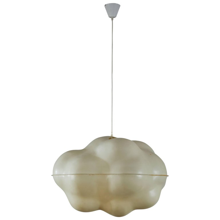 Hanging Cloud Light by Susi and Ueli Berger for J. Lüber