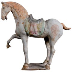 Majestic Prancing Horse, Tang Dynasty, China '618-907 AD', TL Test by Kotalla