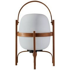 Cestita Batería Table Lamp by Miguel Milá for Santa & Cole