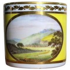 """Derby Coffee Can by 'Jockey' Hill, """"Near Curbar in the Peak, Derbyshire"""""""
