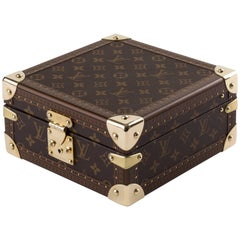 Louis Vuitton Square Jewelry Case