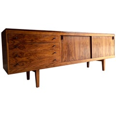 Robert Heritage Rosewood Sideboard Credenza for Archie Shine Midcentury, 1960s