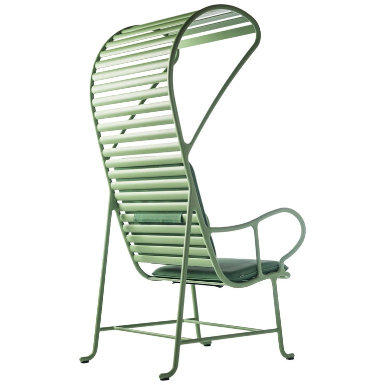 Gardenias Armchair with Pergola, Outdoor by Jaime Hayon