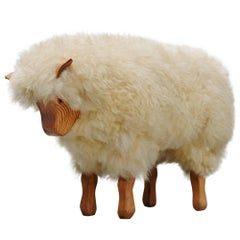 Decorative Sheep, 1970