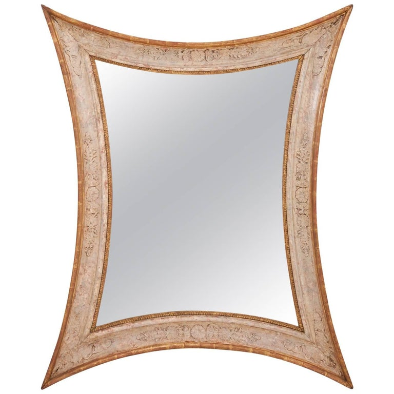 Empire Mirror, First Half of the 19th Century