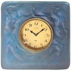 Naïades Clock