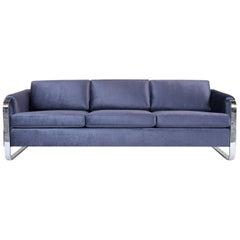 Mid-Century Modern Milo Style Sofa
