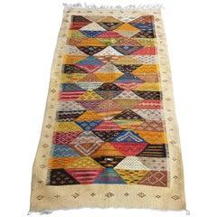 Moroccan Atlas Carpet / Rug - Azilal 1