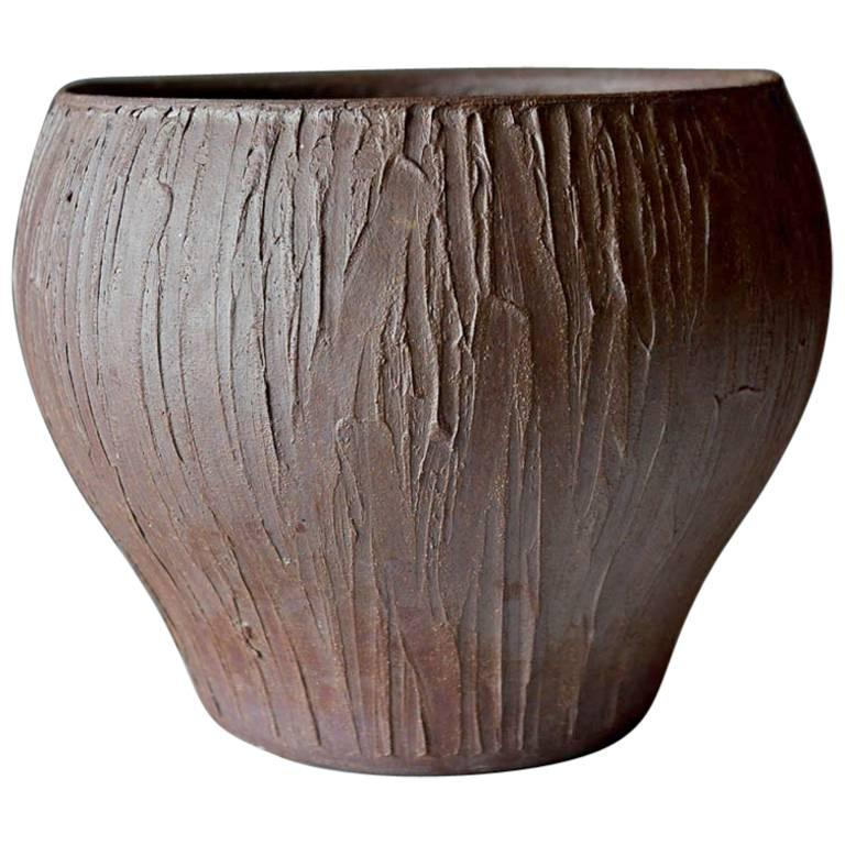 David Cressey for Architectural Pottery Stoneware Vessel, circa 1965