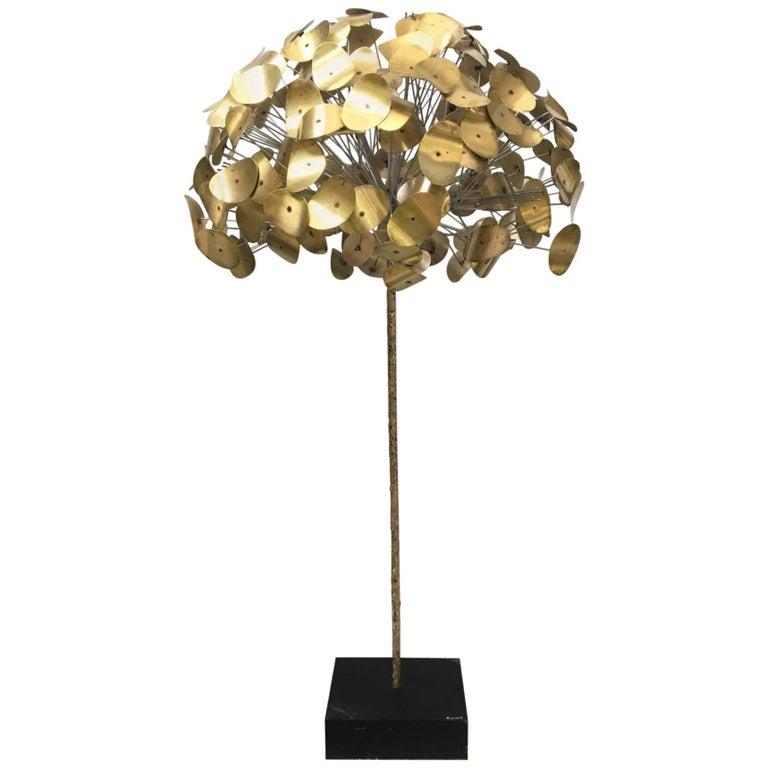 Curtis Jere for Jonathan Adler Raindrop Series Tree Sculpture