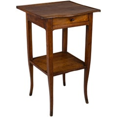 Early 19th Century Country French Side Table