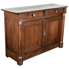 Antique French Empire Period Buffet