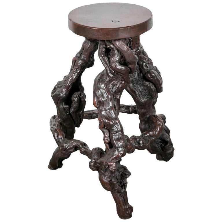 French Art Nouveau Bar Stool For Sale At 1stdibs