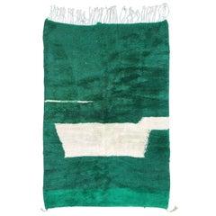 Moroccan Berber Rug, Middle Atlas Carpet, Contemporary