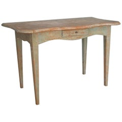 Swedish Transitional Rococo to Gustavian Table, circa 1775