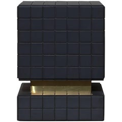 Contemporary BT II Limited Edition Lounge Seat with Black Matte Ceramic Tiles