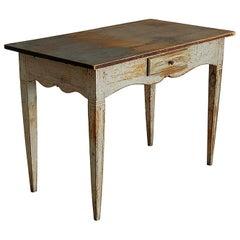 Swedish Gustavian Writing Table, circa 1780