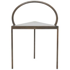Contemporary Triangolo Chair Black