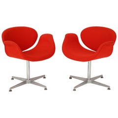 Pair of Pierre Paulin Tulip Chairs for Artifort