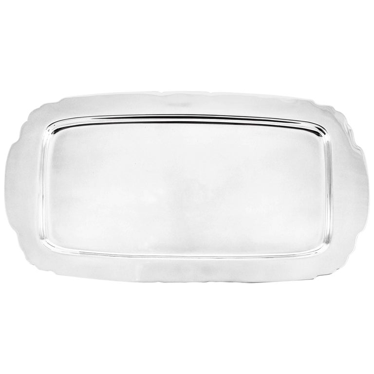 Sterling Rectangular Tray