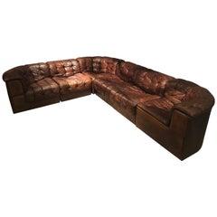 De Sede DS 11 Sectional Sofa