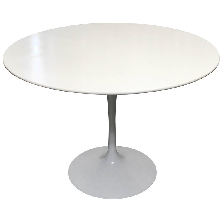 Eero Saarinen for Knoll International Tulip Dining Table, Newer