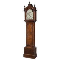Early 19th Century Longcase Clock by Fiske of Portsmouth