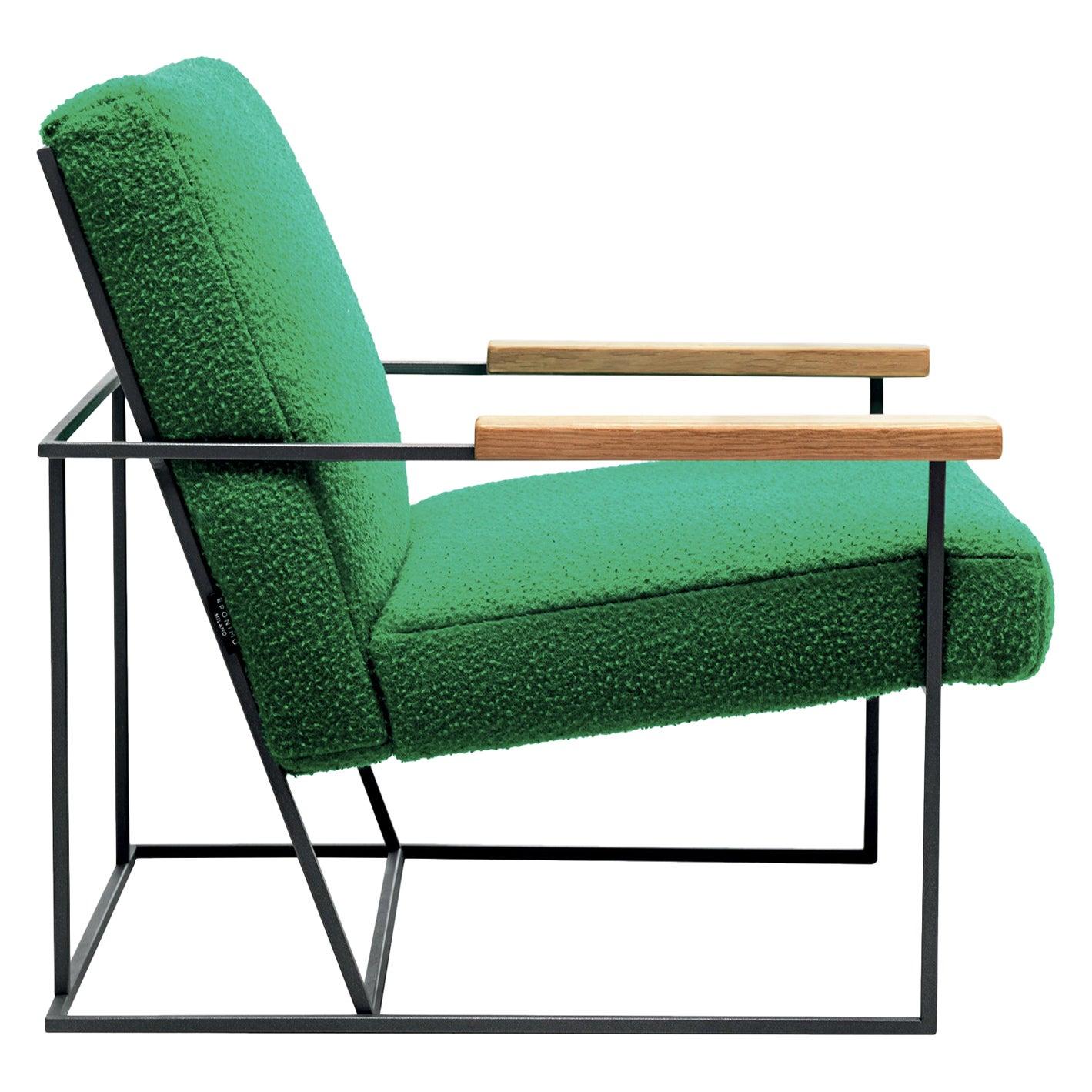 Gotham Armchair in Green