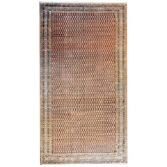 Late 19th Century Antique Malayer Rug