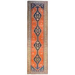 Wonderful Late 19th Century Antique Azari Rug