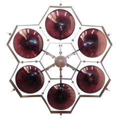 Beehive Bronze Amethyst Bollicine