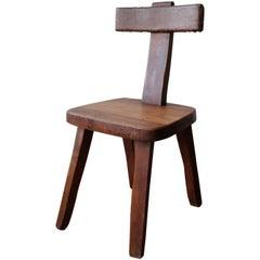 Chair by Olavi Hanninen for Mikko Nupponen, Finland, 1950s