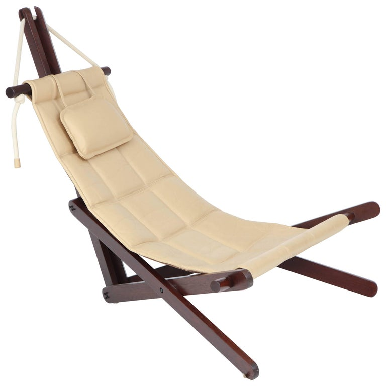 Sail Chair by Dominic Michaelis For Sale