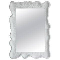 """Plaster"" Mirror"
