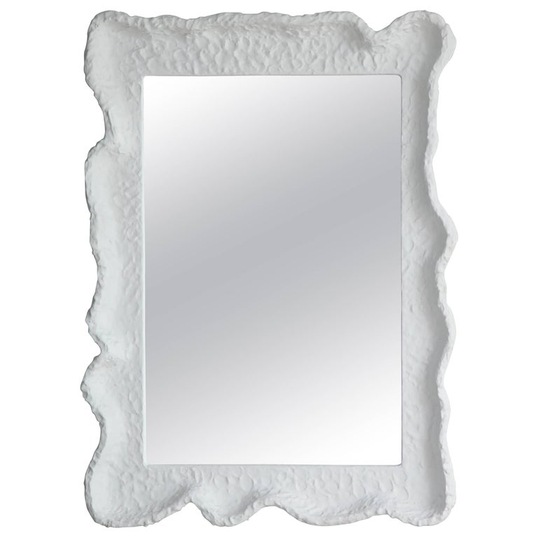 """Plaster"" Mirror For Sale"