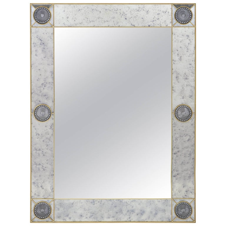 Mirror, Handcrafted For Sale