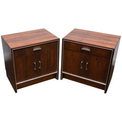 Danish Modern Falster Rosewood Nightstands