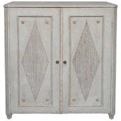 Gustavian Style Swedish Two-Door Sideboard