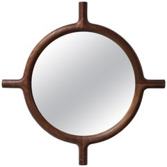 Ox Round Wall Mirror