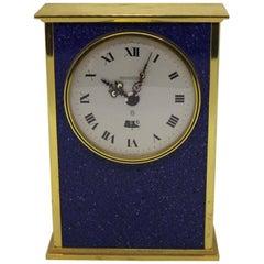 Jaeger LeCoultre Desk Clock, circa 1960