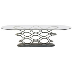 Neolitico Dining Table by Reflex