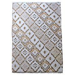 Moroccan Wool Carpet Rabat, 1970