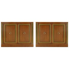 Pair of Hollywood Regency Cabinets by Dorothy Draper for Heritage Furniture