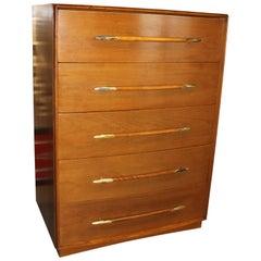 Widdicomb Tall Dresser by Robsjohn-Gibbings