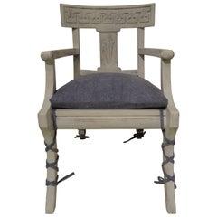 Klismos Style Armchair