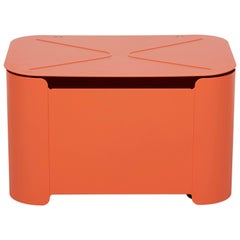 Turtle Kids Toybox in Coral by Normal Studio & Tolix