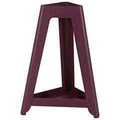 Family Tree Umbrella Stand in Aubergine by Sebastian Bergne & Tolix