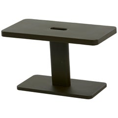Azur Outdoor Side Table in Forest Green by Frederic Gaunet & Tolix