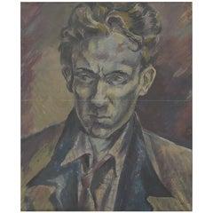 David Lord Self Portrait, 1947