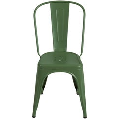 A Chair in Rosemary Green by Xavier Pauchard & Tolix